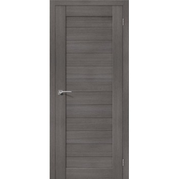 Межкомнатная дверь Порта-21 Grey Veralinga