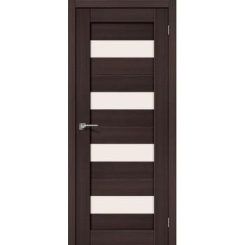 Межкомнатная дверь Порта-23 Wenge Veralinga