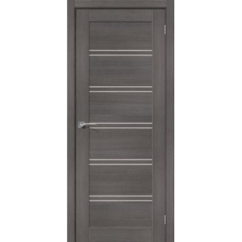 Межкомнатная дверь Порта-28 Grey Veralinga