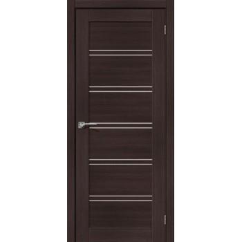 Межкомнатная дверь Порта-28 Wenge Veralinga