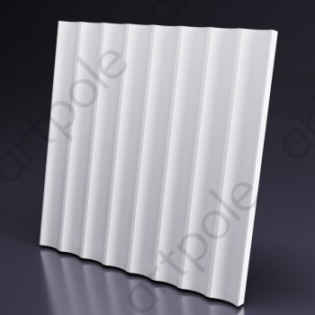 Гипсовая 3Д панель Afina