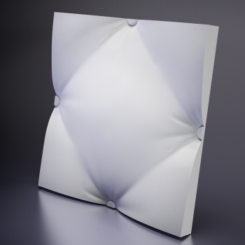 Гипсовая 3Д панель Ampir