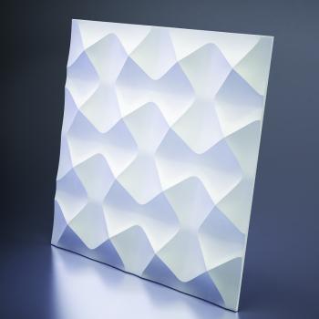 Гипсовая 3Д панель Aura