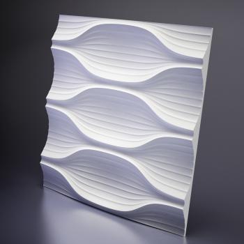 Гипсовая 3Д панель Blade