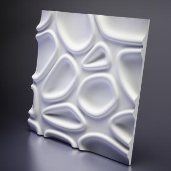 Гипсовая 3Д панель Capsul