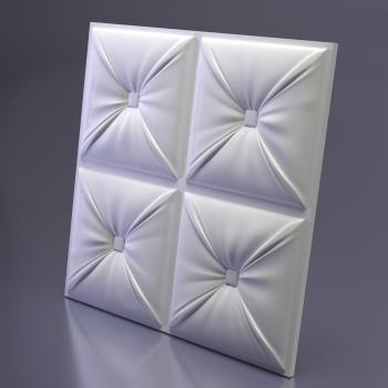 Гипсовая 3Д панель Chester