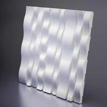 Гипсовая 3Д панель Matrix