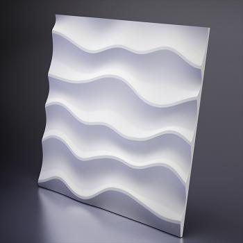 Гипсовая 3Д панель Sandy 1