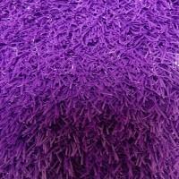 Искусственная трава Деко Фиолетовая