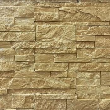 Искусственный декоративный камень Инкерман песочный