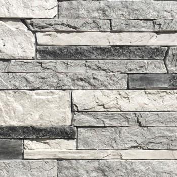 Искусственный декоративный камень Инкерман серый