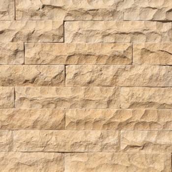 Искусственный декоративный Кирпич Венеция песочный