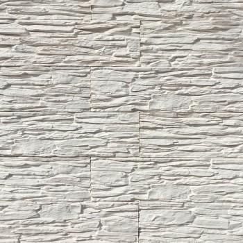Искусственный декоративный камень Сланец Тонкослойный неокрашенный