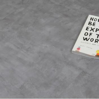 Кварцвиниловая плитка Decoria Office Tile DT 742 Бетон Пантеон