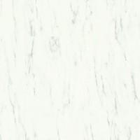 Виниловая плитка Quick-Step LIVYN Ambient Click Мрамор каррарский белый