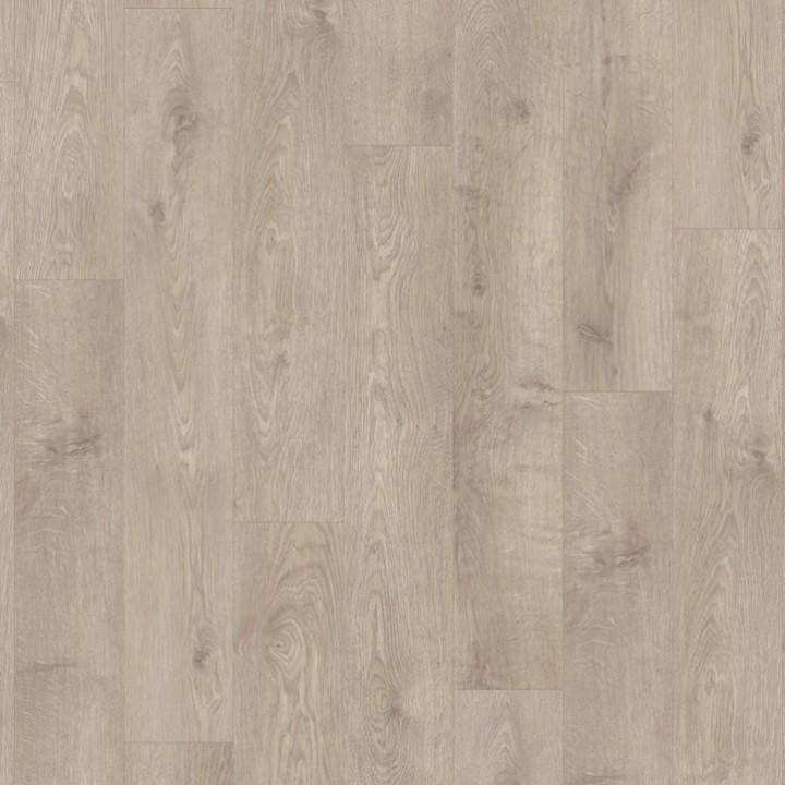Виниловая плитка Quick-Step LIVYN Balance Click Жемчужный серо-коричневый дуб
