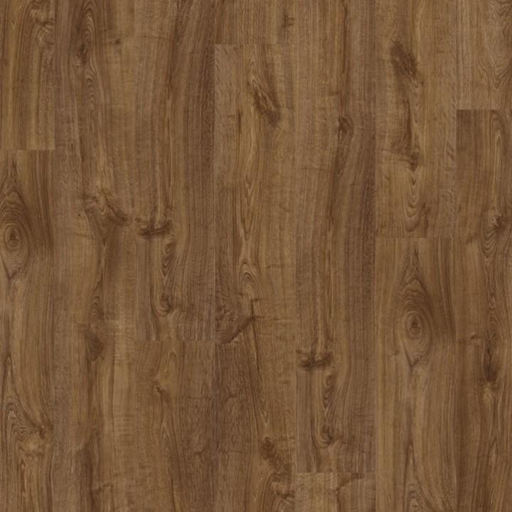 Виниловая плитка Quick-Step LIVYN Pulse Click Дуб осенний коричневый
