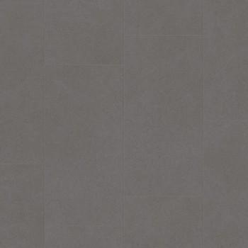 Виниловая плитка Quick-Step Ambient Glue Plus Минеральная крошка серая