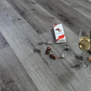 ПВХ плитка Vinilam Гибрид + пробка 6,5 мм 10-066 Дуб ипр
