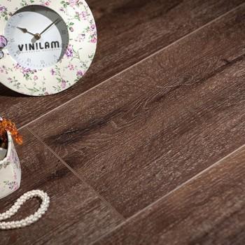 ПВХ плитка Vinilam Гибрид + пробка 6,5 мм 10-085 Дуб лир