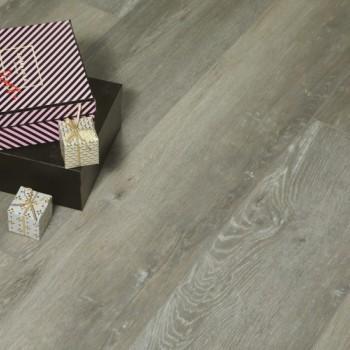 ПВХ плитка Vinilam XXL Гибрид + пробка 6,5 мм 10022 Дуб ронсе